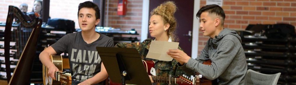 L'Hémiole – école de musique