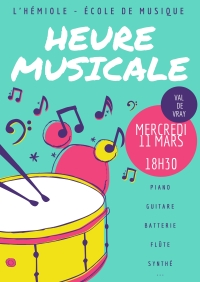 Heure musicale